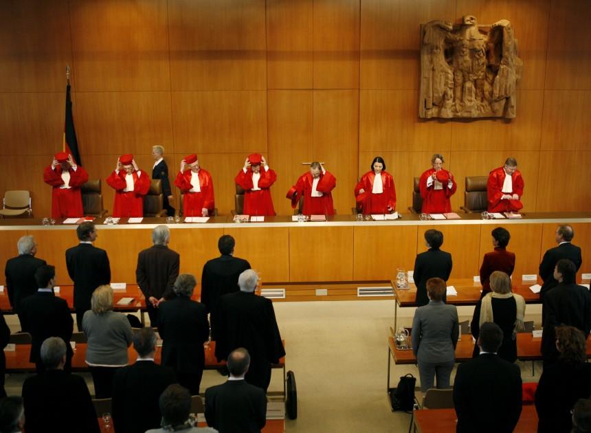 Bundesverfassungsgericht Erster Senat