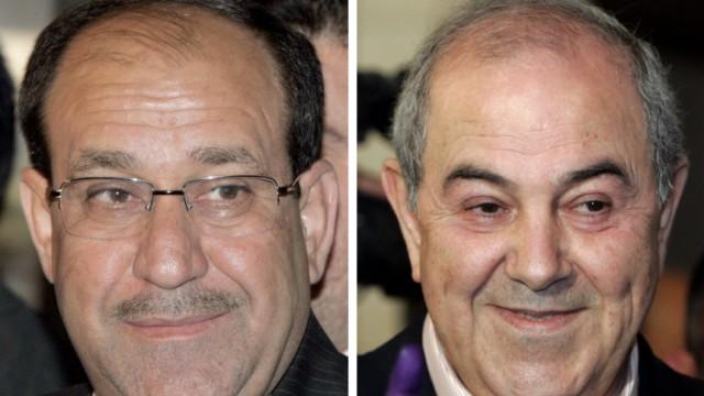 Irakische Parteien einigen sich auf Regierung