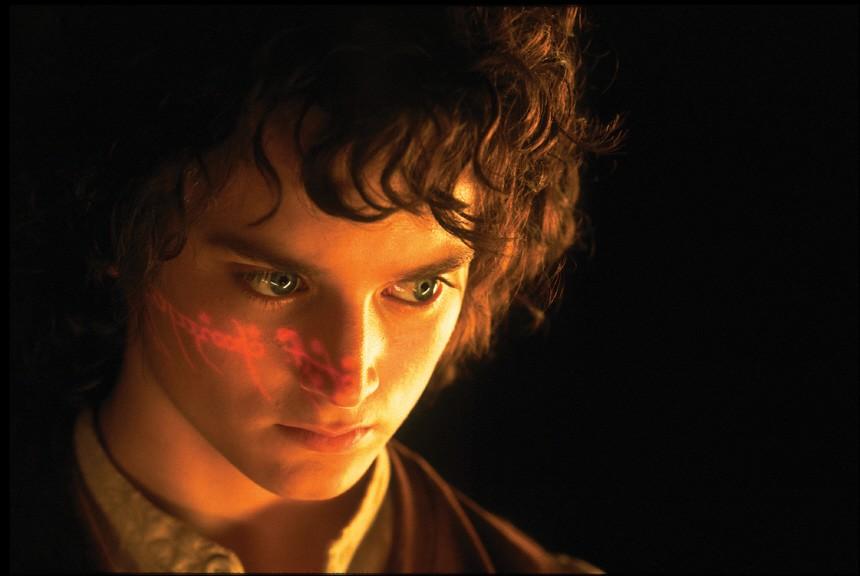 """Elijah Wood in """"Herr der Ringe: Die Gefährten"""""""