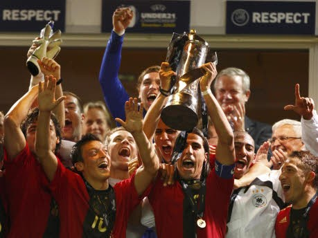 reuters fußball u 21 europameisterschaft finale deutschland england
