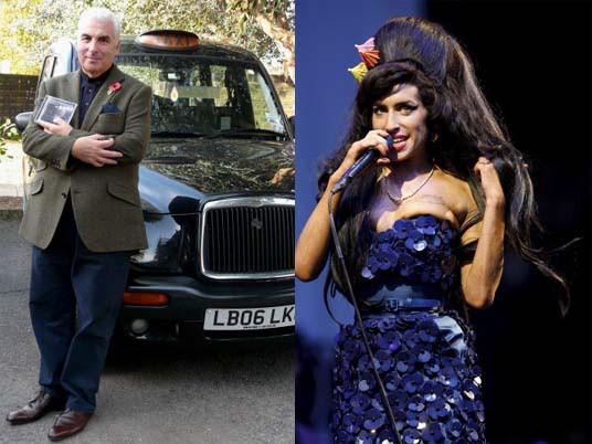 Amy Winehouse Mitch Winehouse
