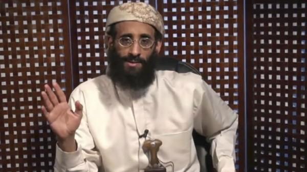 A still image of a video shows U.S.-born cleric Anwar al-Awlaki