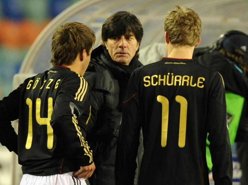 Länderspiel - Schweden - Deutschland
