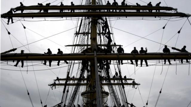 Soldatin auf Segelschulschiff Gorch Fock in den Tod gestuerzt