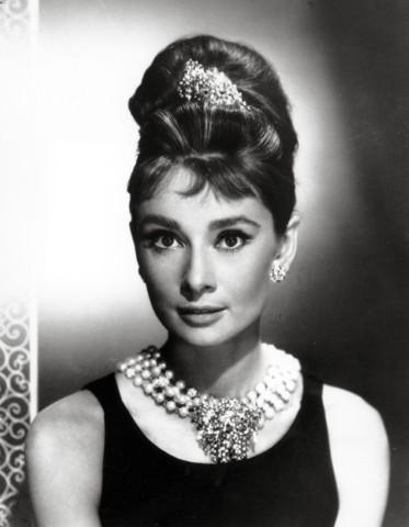 """Audrey Hepburn in """"Frühstück bei Tiffany"""", 1961"""