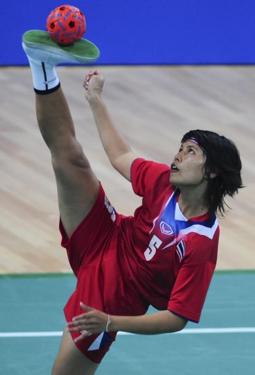 Asian Games 2010 - Sepak Takraw