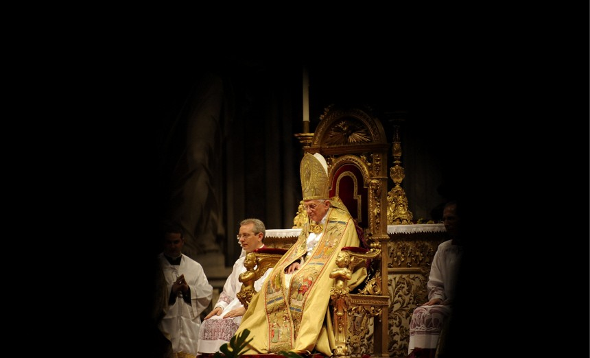 Ernennung neuer Kardinaele durch Papst Benedikt XVI. im Vatikan