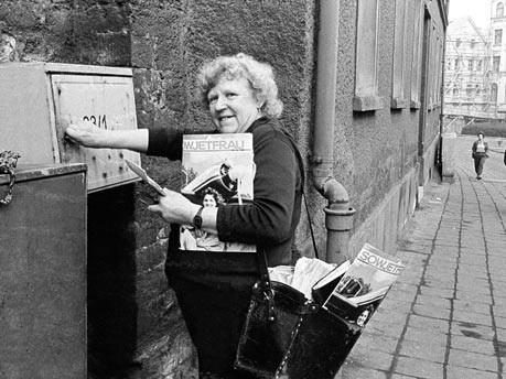 Blockschokolade; DDR 1979-1989; Foto: Olaf Martens; Galerie f 5,6