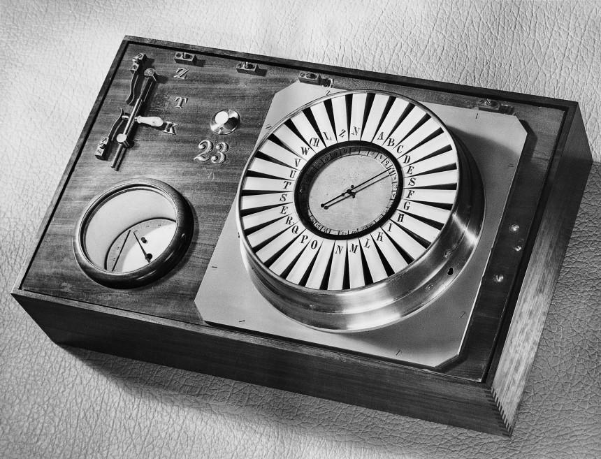 Erste Produkte Siemens - Zeigertelegraph