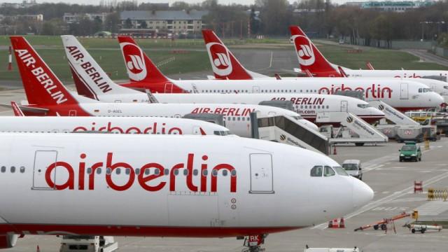 Air Berlin Streik Piloten Verbot