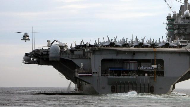 Südkorea und USA kündigen nächstes Seemanöver an