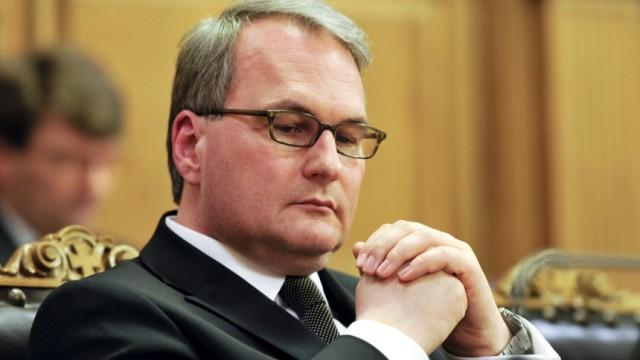 Hamburger Finanzsenator Frigge tritt zurueck