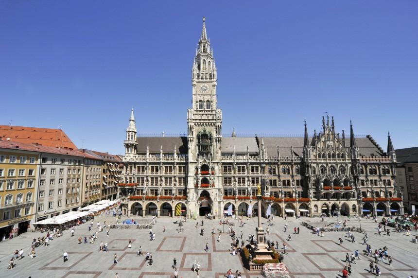 Münchner Rathaus, 2009
