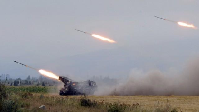 Südossetien: Mehrere hundert Tote bei Kämpfen in Konfliktregion