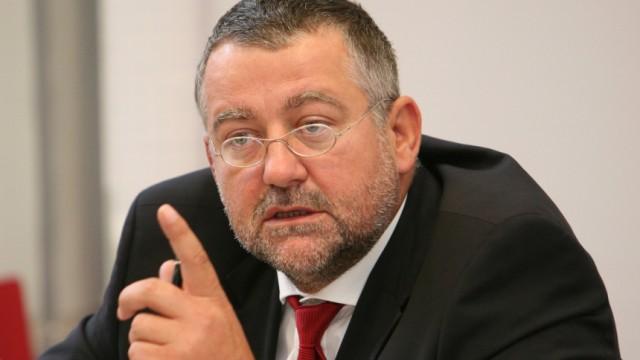 Brandenburgs Ex-Innenminister Rainer Speer