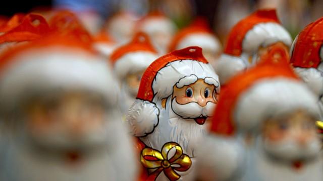 Millionen Schoko-Nikoläuse werden in der Weihnachtszeit gekauft. Nur manche Figuren schmecken nicht so gut wie andere.