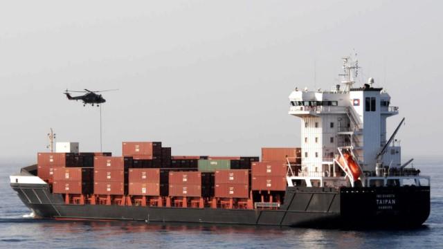Vorschau: Zehn Somalier nach Attacke auf Frachter MS 'Taipan' vor Gericht