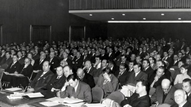 BMW Hauptversammlung München 1959