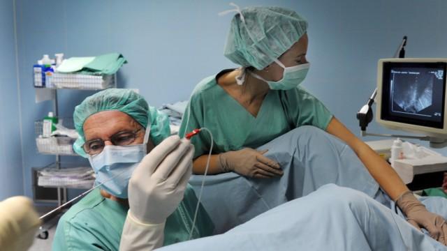 Kinderwunschbehandlung an Uni-Frauenklinik