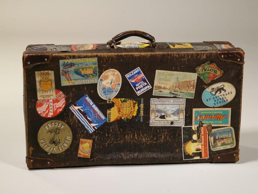 Koffer Reisebegleiter