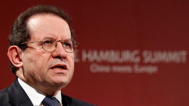 Wirtschaftskonferenz Hamburg Summit