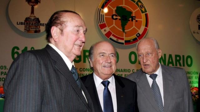 Korruptionsvorwürfe gegen FIFA-Funktionäre