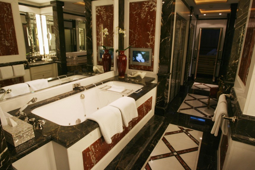 Neue Praesidentensuite im Hotel Adlon
