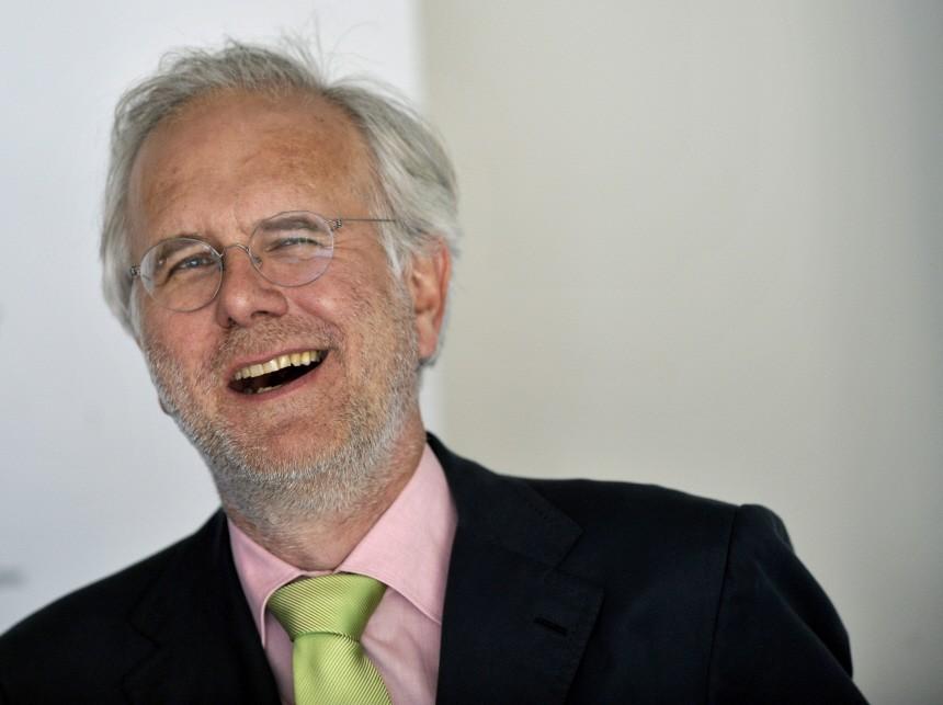 Finale 'Das Schwarze Schaf' - Harald Schmidt