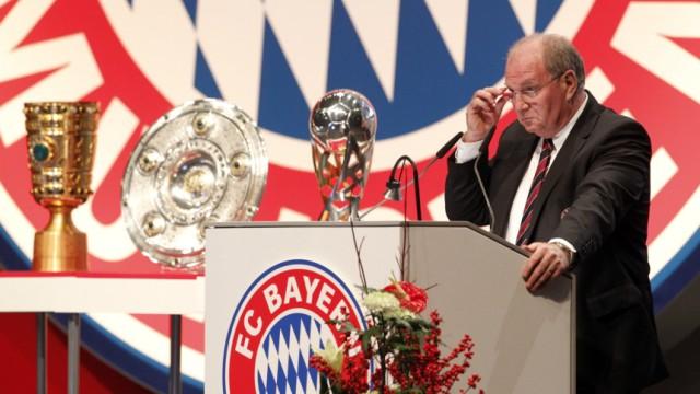 Jahreshauptversammlung FC Bayern Muenchen