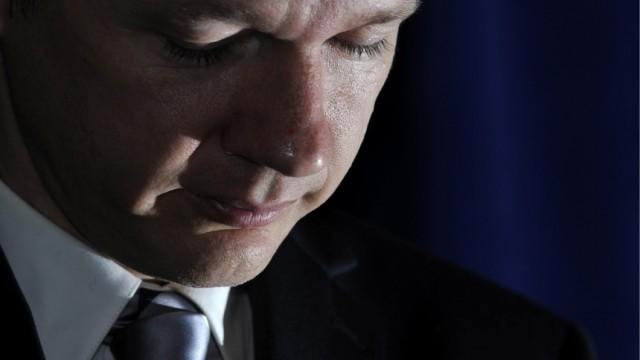 Wikileaks-Gruender Assange auf Interpol-Liste gesetzt