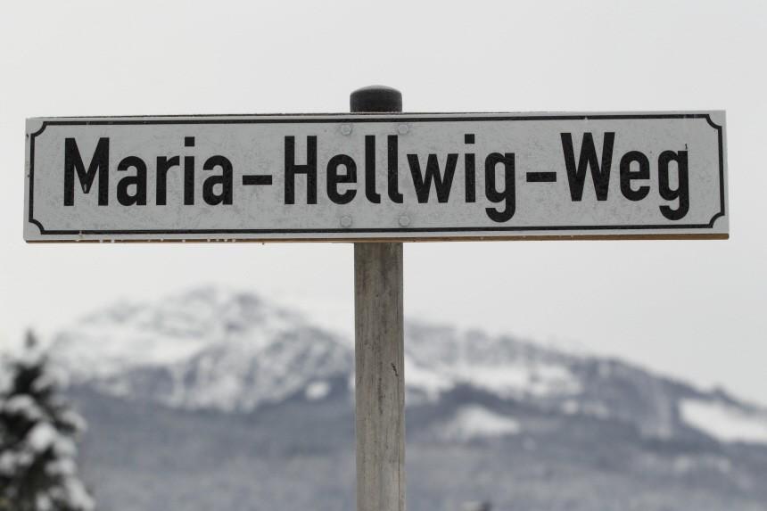 Reit im Winkl nach dem Tod von Maria Hellwig