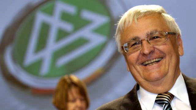 Zwanziger kandidiert fuer FIFA-Exekutivkomitee