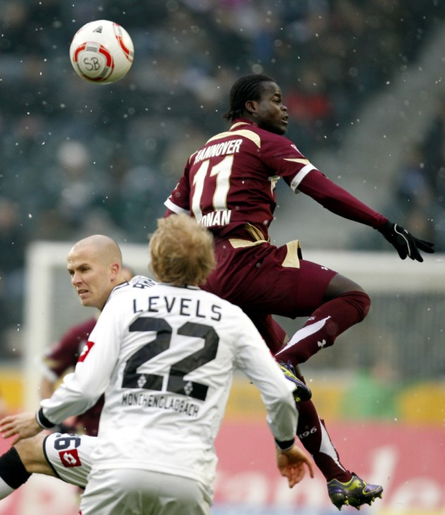 Borussia Moenchengladbach - Hannover 96