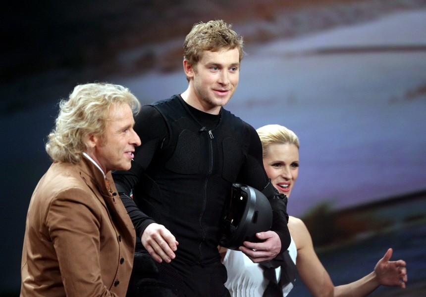ZDF-Show 'Wetten, dass..?' nach Unfall abgebrochen