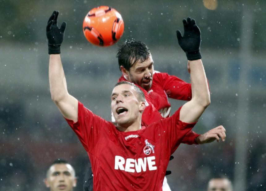 Bayer Leverkusen - 1. FC Koeln