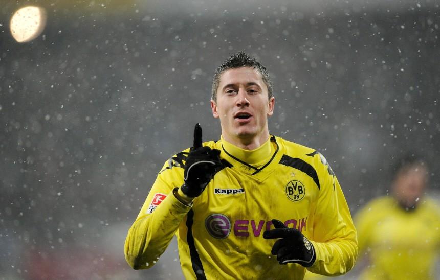 1. FC Nuernberg - Borussia Dortmund