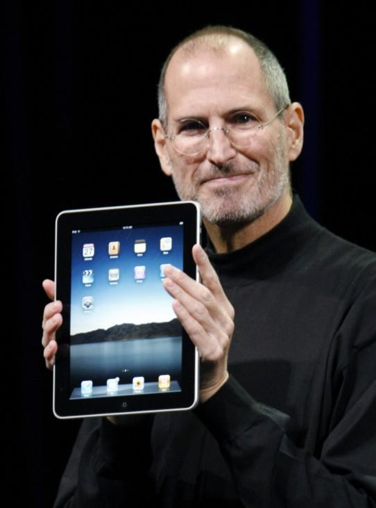 Jahresrueckblick Januar 2010: iPad