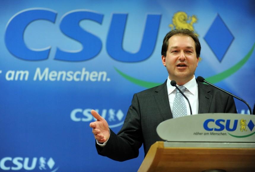 Dobrindt wird CSU-Generalsekretär