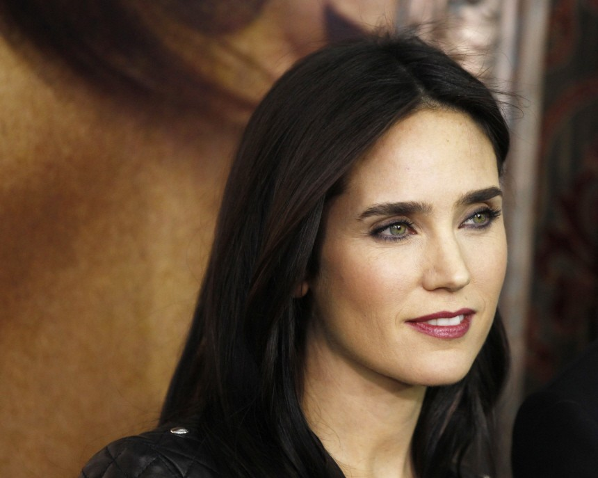 Actress Jennifer Connelly arrives for the premiere of 'The Tourist' in New York