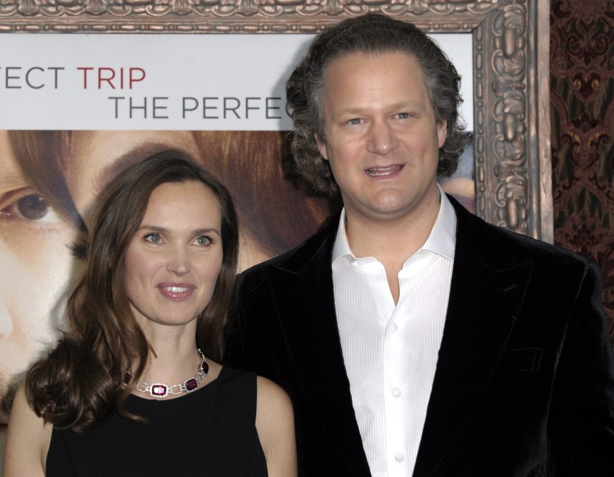 World Premiere of  the film 'The Tourist' in New York City