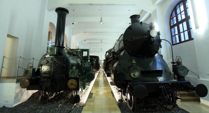 175 Jahre Eisenbahn