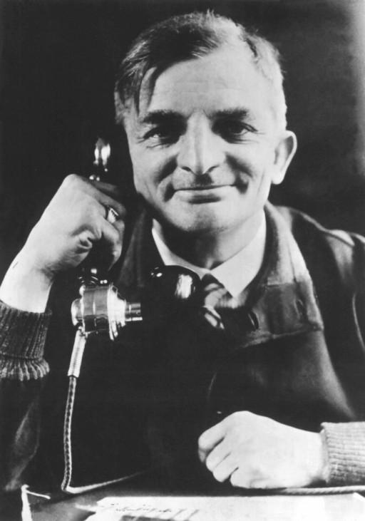 Joachim Ringelnatz starb vor 75 Jahren