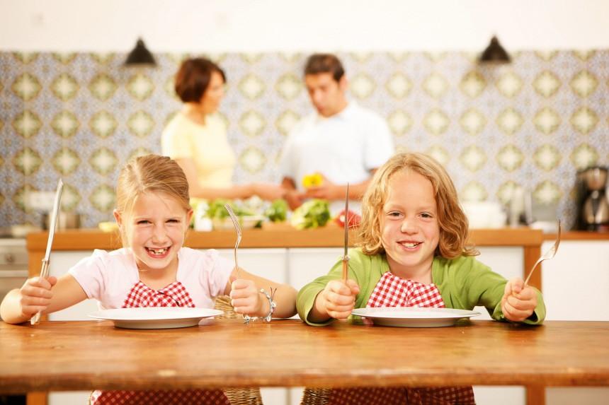 Themendienst Essen & Trinken: Rezepte fuer die ganze Familie