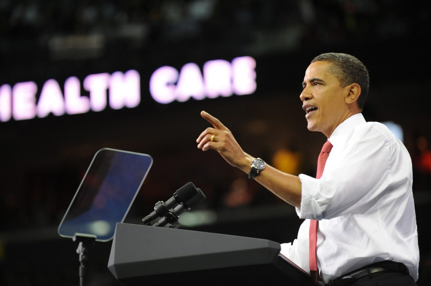 Spannung vor Abstimmung über Obamas Gesundheitsreform