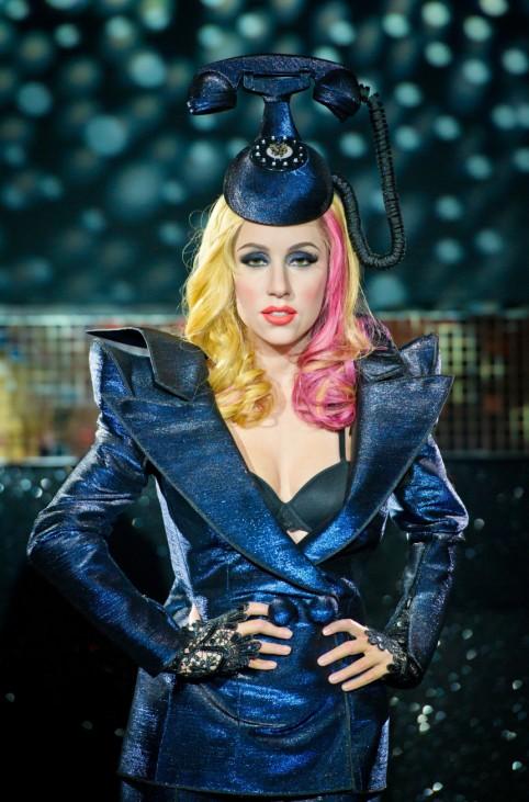 Lady Gaga Waxwork Unveiling