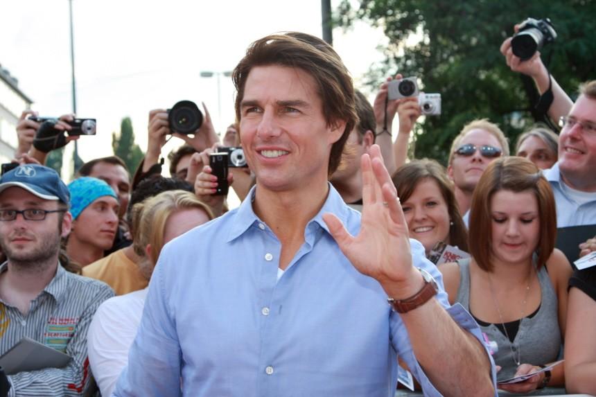 Tom Cruise in München, 2010