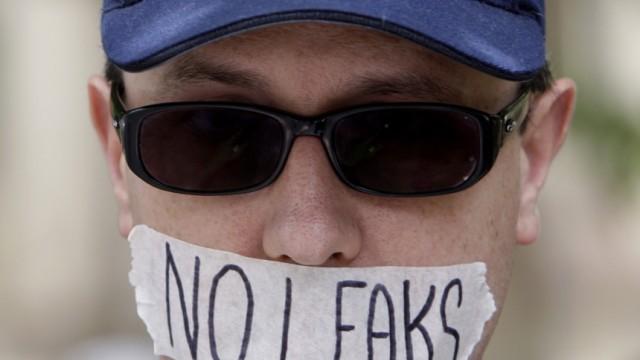 Enthüllungen und Ethik: Australischer Wikileaks-Anhänger:Mitunter stehen sich Internet-Fans und klassische Journalisten fast unversöhnlich gegenüber.