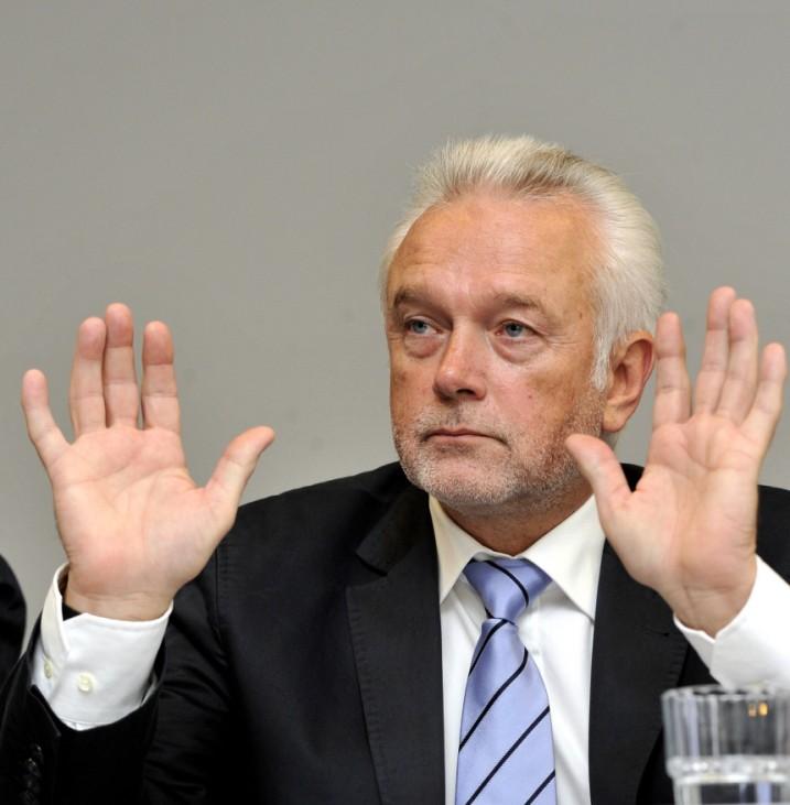 Kritik aus Kiel: der FDP-Fraktionsvorsitzende im Landtag von Schleswig-Holstein, Wolfgang Kubicki, fordert einen personellen Wechsel an der Spitze des Landesverbandes Sachsen-Anhalt