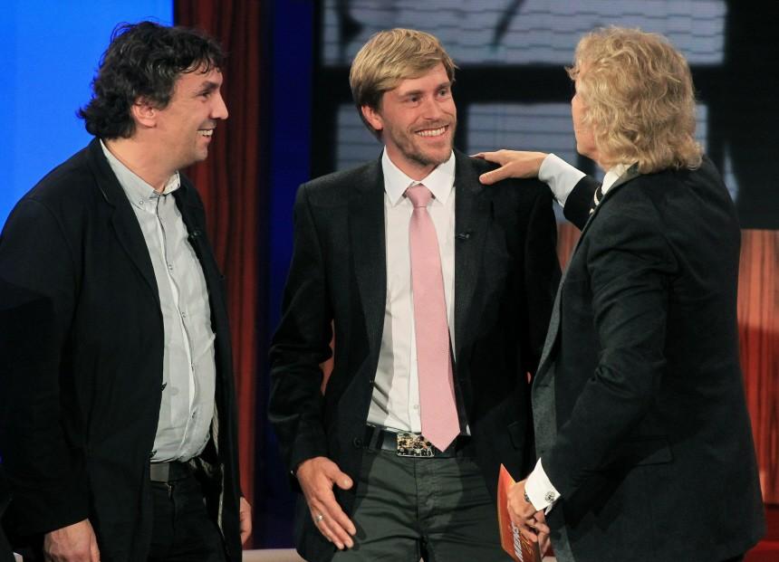 Gottschalk Presents 'Menschen 2010' TV Show