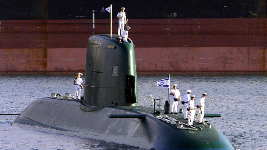 Deutsche U Boote Fur Israel Historische Verantwortung Sticht Politische Grundsatze Politik Sz De